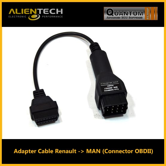 alientech kess, kess alientech, kess remap, alientech kess v2, kess v2 software, kess v2 tuning files, kess v2 price, kess v2 slave, kess v2 review, alientech, adapter cable renault - man (connector obdII)