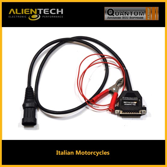 Italian Motorcycles - Alientech Tuning Software and Remapping Tools