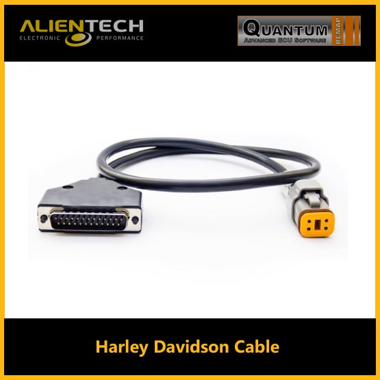 Harley Davidson Cable - Alientech Tuning Software and Remapping Tools