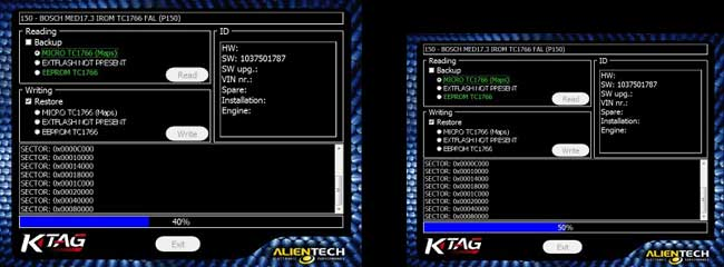 K-Tag Master | Slave | Accessories - Alientech Tuning