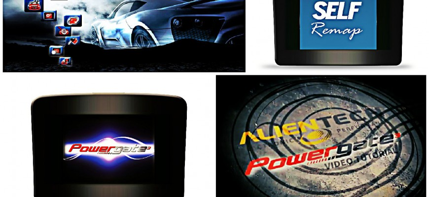 Powergate 3 - Self Remap - Alientech Tuning Software and Remapping Tools