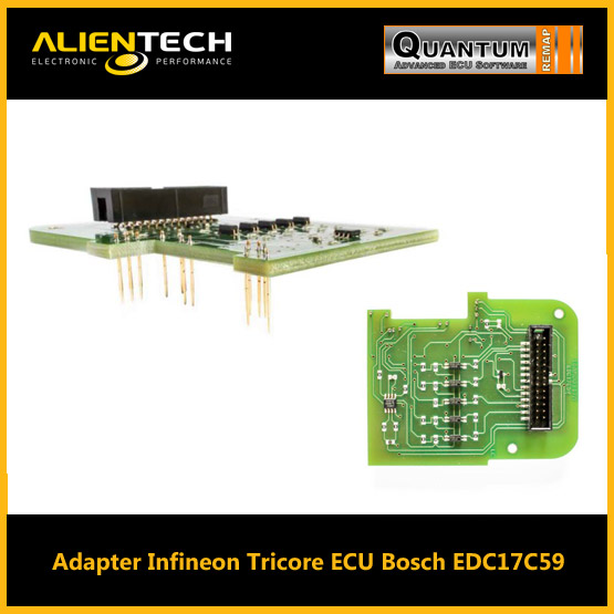 Adapter Infineon Tricore ECU Bosch EDC17C59 - Alientech Tuning Software and  Remapping Tools