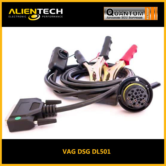 VAG DSG DL501 - Alientech Tuning Software and Remapping Tools