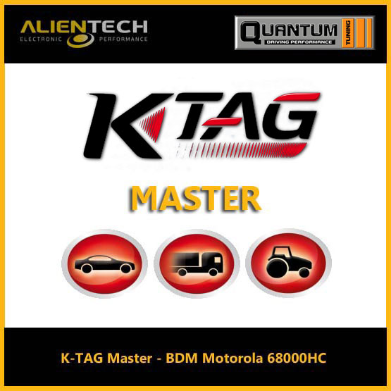 K-TAG Master - Alientech Tuning Software and Remapping Tools