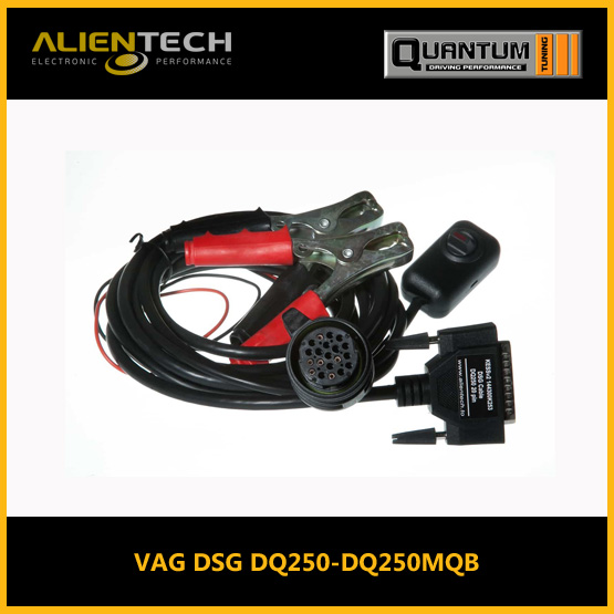 VAG DSG DQ250-DQ250MQB - Alientech Tuning Software and Remapping Tools
